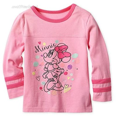Disney Minnie Mouse Long Sleeve T-Shirt for Girls Multi