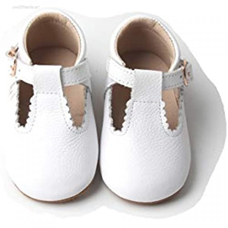 Starbie Baby Mary Janes 12+ Colors Baby Shoes Toddler Mary Janes Baby T-Bar Shoes Toddler tbar Shoes Soft-Sole Baby Girl's Shoes