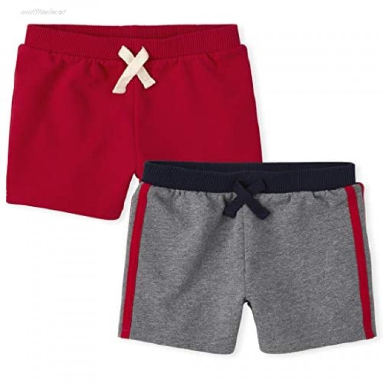 The Children's Place Toddler Boys French Terry Shorts 2-Pack