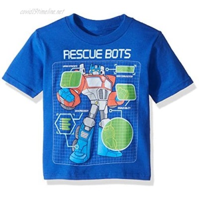 Transformers Boys' Toddler Rescue Bots
