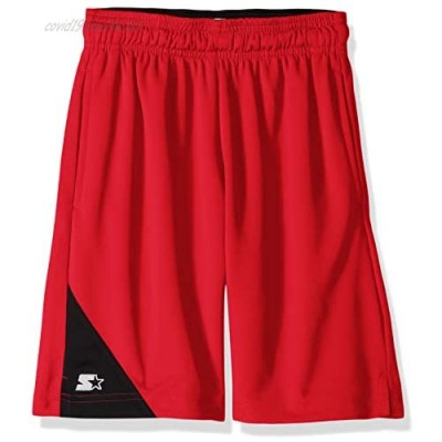 """Starter Boys' 9"""" Lacrosse Short with Pockets  Exclusive"""
