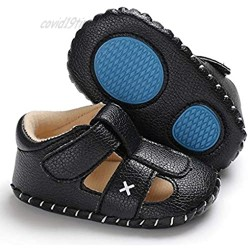 Baby Girl Boy Infant Shoes Toddler PU Leather Soft Sole Cartoon Slippers Baby Loafers Newborn First Walkers Crib Shoes