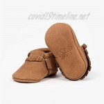 Freshly Picked - Soft Sole Leather Moccasins - Baby Girl Boy Shoes - Multi-Color