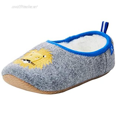 Joules Unisex-Child Slipper and Toy Gift Set