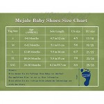 Mejale Baby Shoes Soft Sole Leather Crawling Moccasins Cartoon Stars Infant Toddler First Walker Slippers