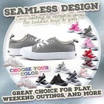 ZOOGS Low Top Vulc Canvas Shoes for Kids Kids Sneakers for Girls and Boys
