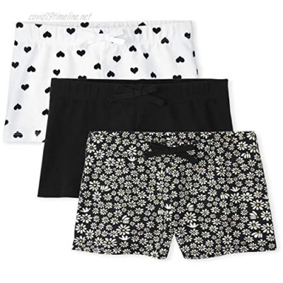 The Children's Place Girls Print Shorts 3-Pack