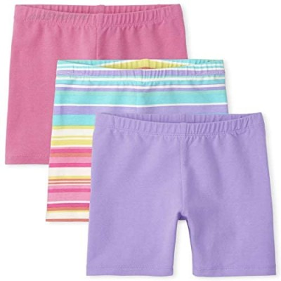 The Children's Place Toddler Girls Bike Shorts 2-Pack