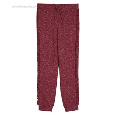 Amy Byer Girls' Pull-on Joggers Sweatpants